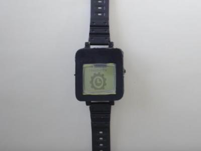 ¿Tienes un Nokia 1100 llenándose de polvo? Ya puedes transformarlo en smartwatch