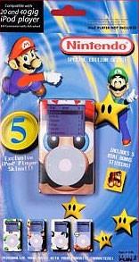 Funda de Mario para el iPod
