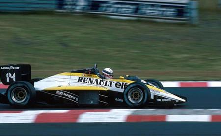 François Hesnault 1985 Renault