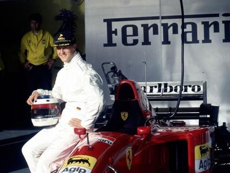 Ferrari Schumacher 1995 F1