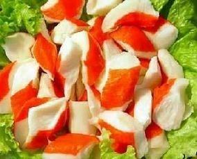 Surimi, un delicioso bocado