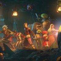 Dragon Quest XI S: Edición Definitiva ya cuenta con una demo gratuita de 10 horas de duración en PS4, Xbox One y PC