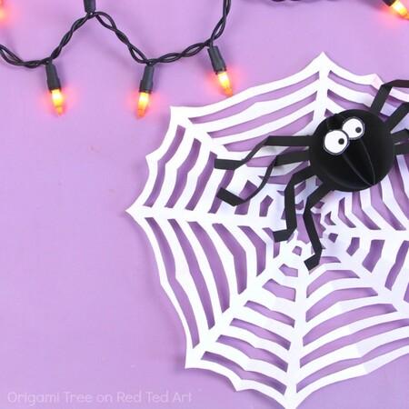 Manualidades Halloween Papel 25