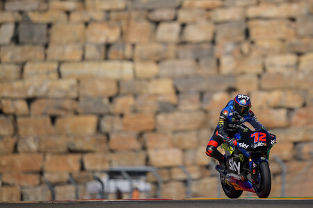 Bezzecchi Aragon Moto2 2020