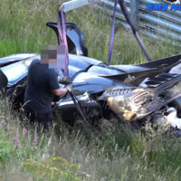 El accidente del Koenigsegg One:1 en Nürburgring se debió a un fallo del ABS