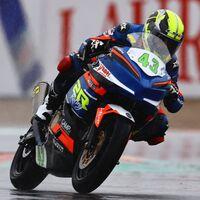 Marc García doma la lluvia en Magny-Cours para volver a ganar una carrera de Supersport 300