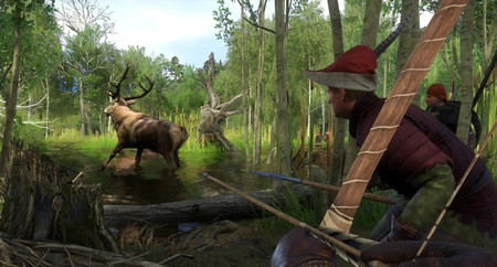 Kingdom Come Deliverance Caza