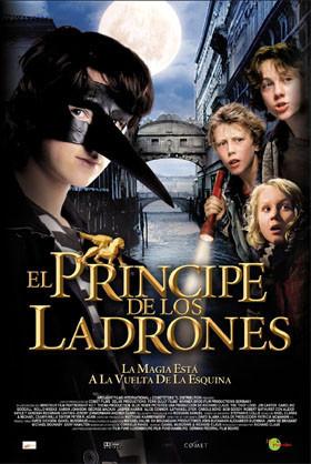 'El príncipe de los ladrones', el rey del aburrimiento
