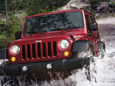 La séptima mujer más poderosa de Asia quiere a Jeep y ya se ha puesto manos a la obra