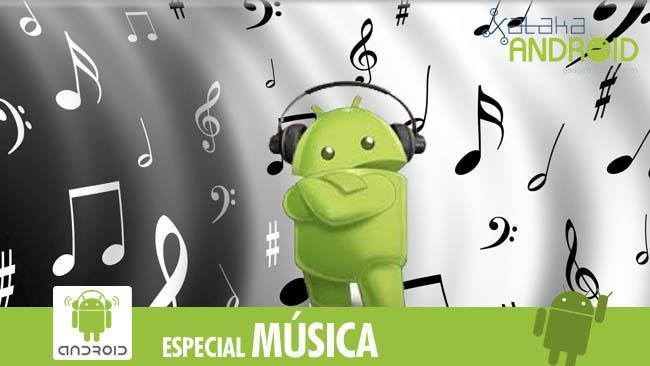 Especial Música en Android