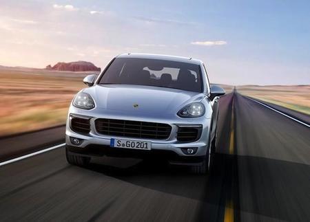 En 2015 Porsche Cayenne se renueva