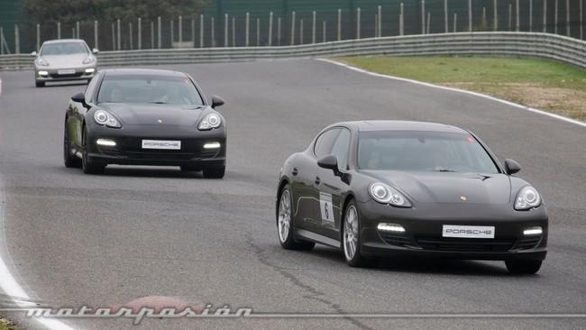 Porsche Panamera Diesel Challenge