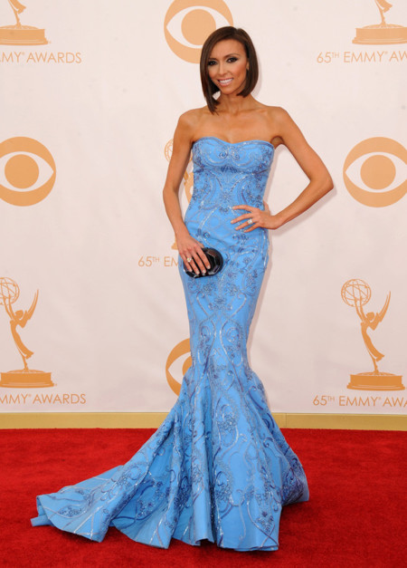 Giuliana Rancic Emmy 2013