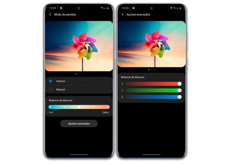 Samsung Galaxy S20 Ultra Pantalla Ajustes 02
