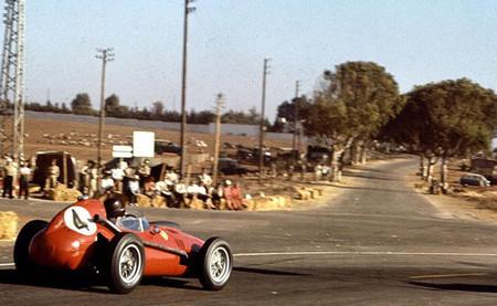 Phil Hill GP Marruecos 1958