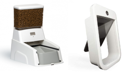 Smart Dog Feeder Green 1