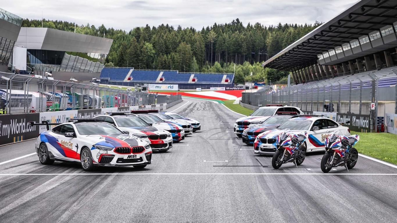 Foto de BMW M8 Moto GP Safety Car (8/12)