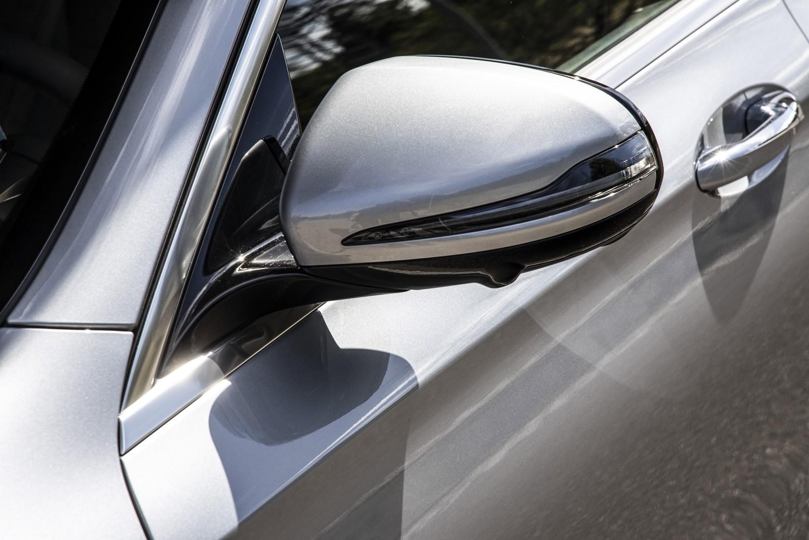 Foto de Mercedes-Benz Clase E 2020, prueba contacto (11/135)