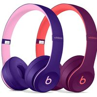 Black Friday 2019. Los Beats Solo 3 Wireless Pop Collection en violeta o magenta, en Amazon a precio mínimo y de chollo: sólo 139 euros