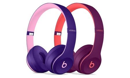 Black Friday 2019. Los Beats Solo 3 Wireless Pop Collection en violeta o magenta, en Amazon a precio mínimo y de chollo: sólo 139 euros