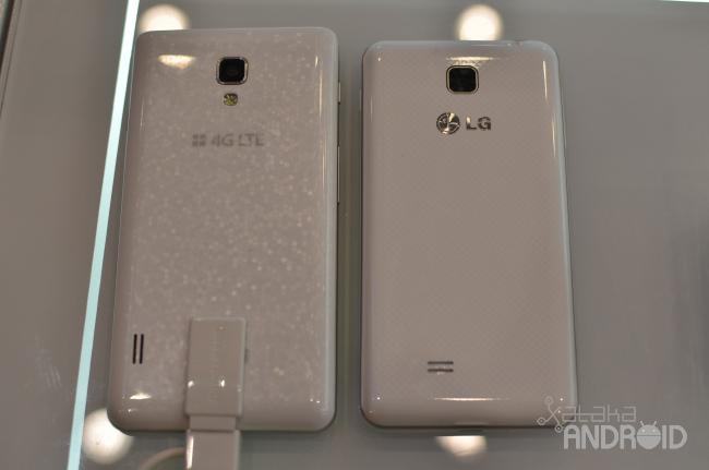 Foto de LG Optimus F5 y F7 (11/17)