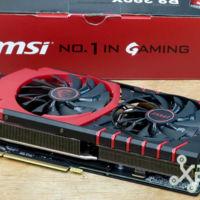 MSI Radeon R9 390X Gaming 8G, análisis