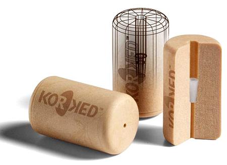 Korked, tapón sintético con micro-oxigenación controlada