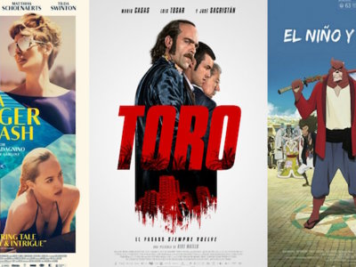 Estrenos de cine | 22 de abril | Del toro de Kike Maíllo a la bestia de Mamoru Hosoda