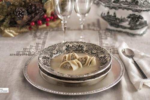 Recetas para practicar de cara a Navidad en el menú semanal del 3 de diciembre