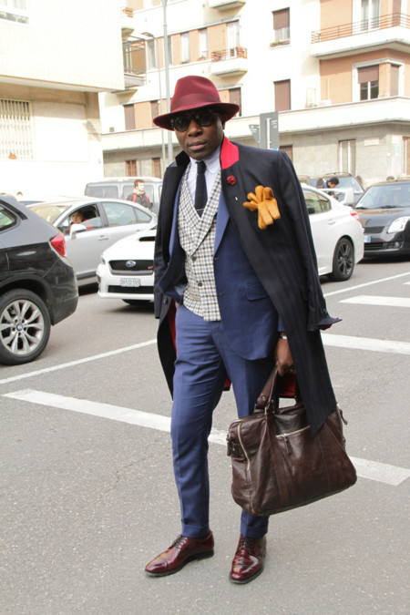 Mejor Street Style: entre el espíritu sportwear y la influencia de la moda masculina de mediados de los años 30 van los derroteros