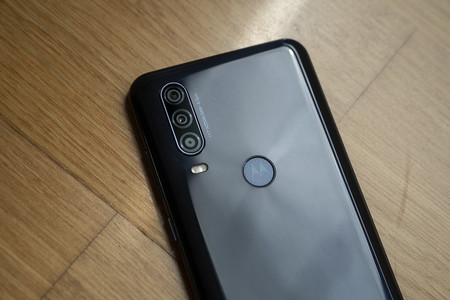 Motorola One Action Camara Trasera