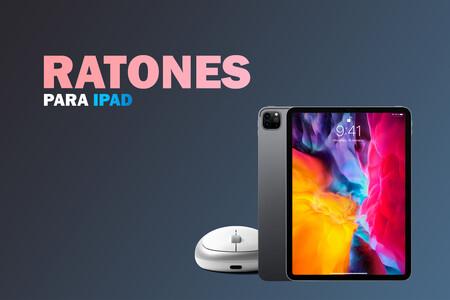Ratones para iPad: siete opciones para sacar el máximo rendimiento de tu tableta con iPadOS