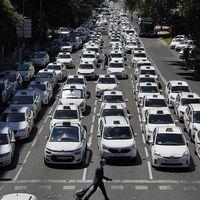 La manifestación de 5.000 taxistas hoy en Madrid no ha sido casual: ha sido un movimiento estratégico