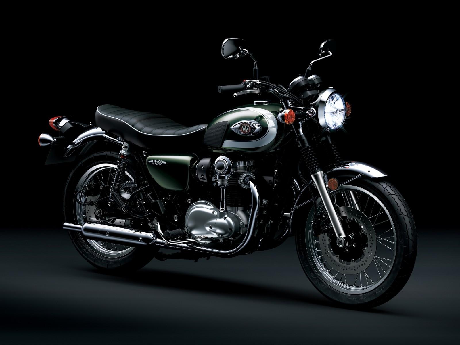 Foto de Kawasaki W800 2020 (48/48)
