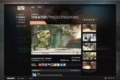 'Call of Duty: Modern Warfare 3' estrenará el sistema de suscripción de pago Call of Duty Elite. Vídeo incluido
