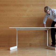 Foto 3 de 7 de la galería ola-mesa-plegable-minimalista en Decoesfera