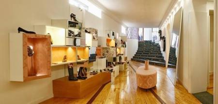 La diseñadora de zapatos Mónica García inaugura Flagship Store en Serrano