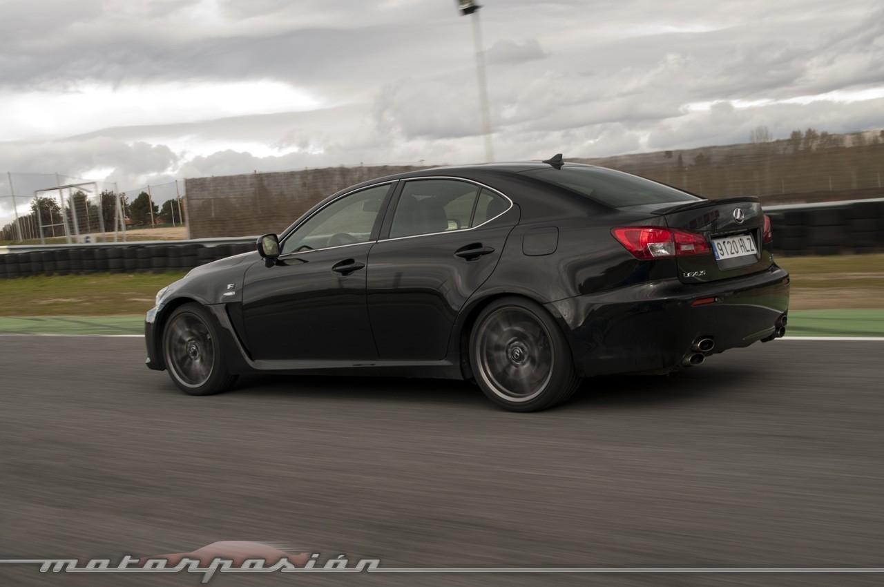 Foto de Lexus IS F (prueba) (19/46)