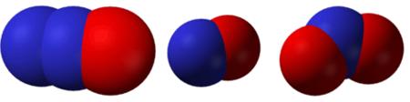 Oxidos de nitrogeno