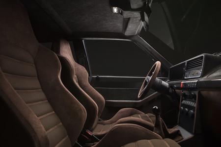 Lancia Delta Futurista interior