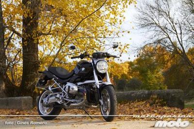 BMW R 1200 R, prueba (valoración, vídeo, ficha técnica, y galerías)