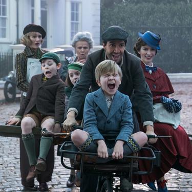 El último tráiler de 'Mary Poppins' que nos ha hecho tener aún más ganas de que llegue Navidad