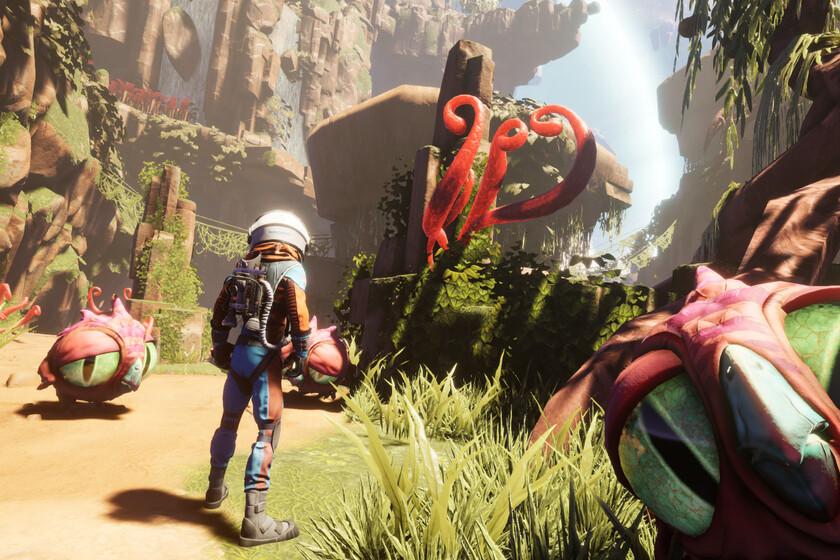 Journey to the Savage Planet y Enter the Gungeon entre los nuevos juegos que se unirán a Stadia Pro en febrero de 2021