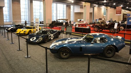 Simeone Museum 2016 Philadelphia Auto Show Exhibit 09