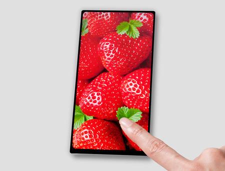 La metamorfosis de Sony en el móvil: terminales sin marcos y ...