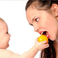 Dieta sana en el embarazo: menor riesgo de cardiopatía para el bebé