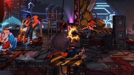 Streets of Rage 4 se va a 2020 y revela a un nuevo personaje con su nuevo adelanto cargado de mamporros [GC 2019]