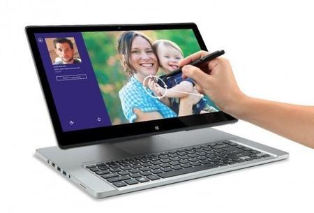 Acer actualiza el Aspire R7 con un procesador Haswell y Active Pen