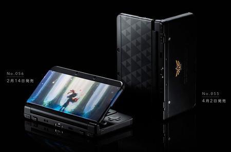 Nintendo Presenta Sus Cubiertas De The Legend Of Zelda Para New 3ds 00