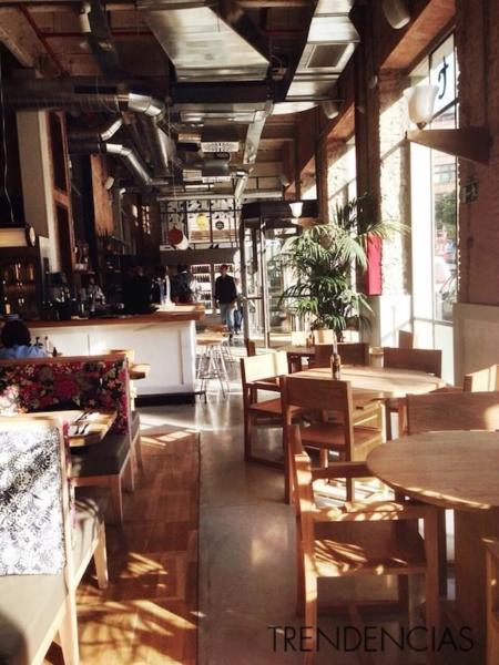 La cocina flexitariana llega a Barcelona: Flax & Kale. Creerás estar en el paraíso